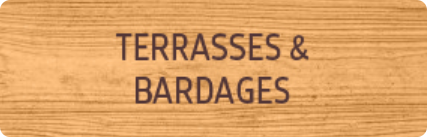 Terrasses & bardages